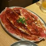 大阪焼肉・ホルモン ふたご - 裏ミルフィーユロース