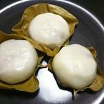 松屋製菓舗 - 料理写真:いばら饅頭