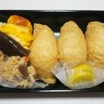 野瀬商店 - 料理写真:いなり寿司セット
