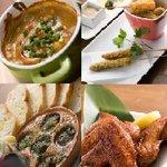 ピアンタ - 季節の食材を使った豊富なメニュー