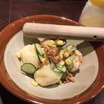 小樽食堂 - 手作りのポテトサラダ