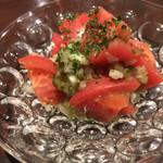 小樽食堂 - トマト