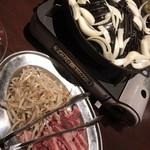 小樽食堂 - ジンギスカン