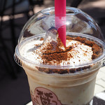 カフェ・オーリンズ - D's Delights バニラスムージー&コーヒーゼリー