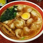 108404374 - ワンタンスープ(¥777税込み)