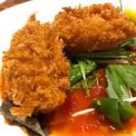 新鮮魚介・浜焼きとワインのお店 Fish Market - カニクリームコロッケ