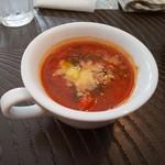 チャッピーノ - トマトのスープ