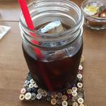 トタンコットンカフェ - ドリンク写真:アイスコーヒー