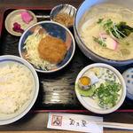 玉乃屋 - 料理写真:冷麦ランチ(830円)