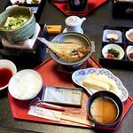 古泉閣 - 朝食