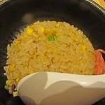 8番ラーメン  - 炒飯S