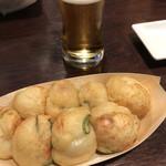 生ビールとたこ焼きのお店 佐藤 -