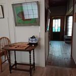 カフェ・ルーラル - 内観写真:展示販売の小部屋より