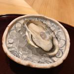 衛藤 - 仙鳳趾の牡蠣