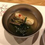 小料理なごみ - 料理写真:アブラコ、ワカメ、アワビ