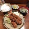大吉 - 料理写真:エビフライ定食 1,350円