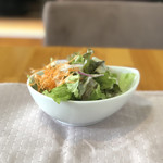 cafe しゃむろっく - サラダ