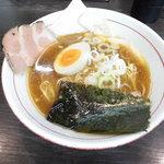 水輝 - 料理写真:鶏TON醤油ラーメン