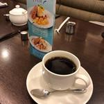 ユーシーシー カフェプラザ - ブレンドコーヒー