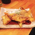 一品料理 ひとしな - カマの天ぷら