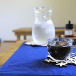 カフェ ブルーベリー - ドリンク写真: