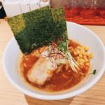 杏と桜 - 料理写真:辛味噌ラーメン