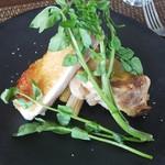 108435233 - 森林鶏と野菜のロースト