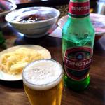 はるぴん - ビール