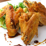 ひな一 - 比内地鶏のコンフィ1ピース350円/ひな一人気メニューの1つです!