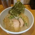 らーめん 志 - 醤油鶏白湯