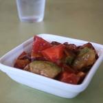 カタセ食堂 - タコとアボカドのサラダ