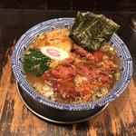 らーめん くじら軒 - パーコー麺  濃口醤油味  1,000円