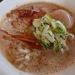 麺屋 赤橙 - 特製塩らーめん(950円)