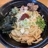燦虎 - 料理写真:油そば(ニンニク、辛いの有り)