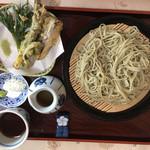 108450080 - 天ざる蕎麦(二八)♬ 1000円