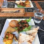 モロッコ料理 ル・マグレブ - シェフのスペシャル ランチ