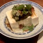 108458081 - ピータン豆腐