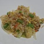 カントニーズ 燕 ケン タカセ - 春野菜炒飯星海老風味アマランサスと焼き玄米入り
