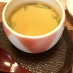 幸寿司 - 茶碗蒸し