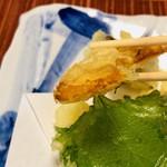 幸寿司 - 南瓜、甘さが凄いです。 美味しいです。
