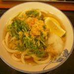 竹清 - うどん(1玉)304円