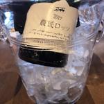 洋食 ルセット - ボトルワイン