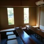茶室寿楽庵 - 店内