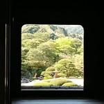 茶室寿楽庵 - 足立美術館の一景