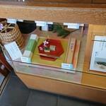 茶室寿楽庵 - ショーケース