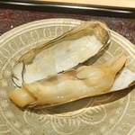 東麻布 天本 - アゲマキ貝