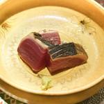 東麻布 天本 - かつお、炭焼き、藁焼き