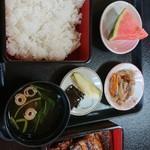 うなぎのたかぎ - 料理写真:
