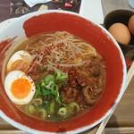 徳島ラーメン 麺王 -