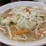 相模原タンメン 鶴見家 - 料理写真:お野菜摂らないとね。